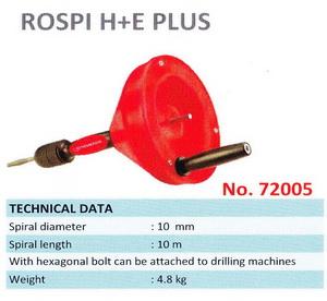 rothenberger r600 drain cleaning machine rothenberger r600 drain rh coachhouse camerashop pw Auto Feed Drain Cleaner Auto Drain Cleaner